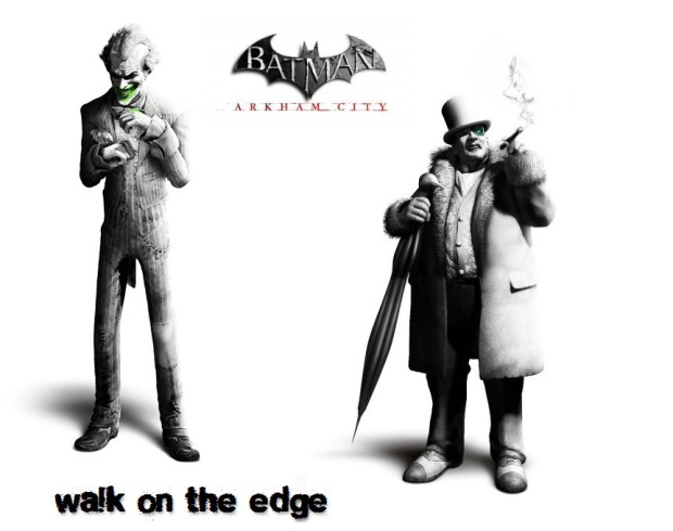 walk on the edge cover